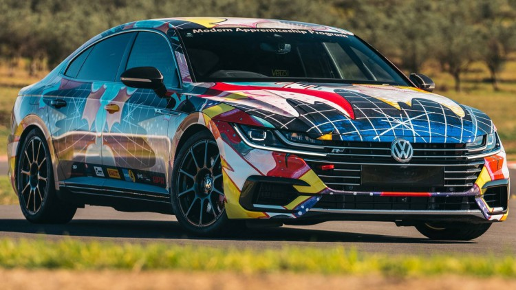 Volkswagen Arteon Time Attack