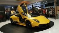Иранци представиха копие на Lamborghini Murcielagо (видео)