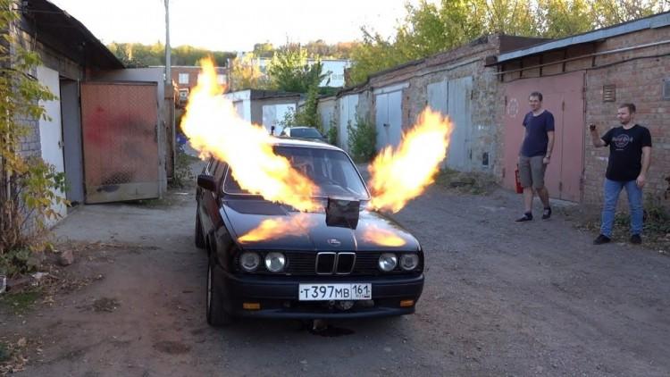 Руското BMW