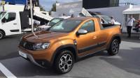 Dacia Duster се превърна в компактен пикап