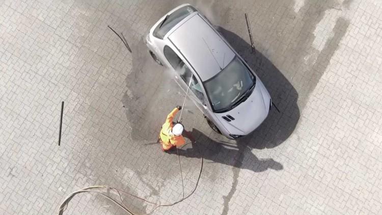 Пароструйката може да унищожи вашата кола