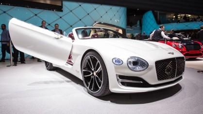 Bentley EXP 12 Speed