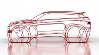 Първо загатване за новия Range Rover Evoque