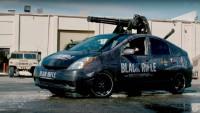 """Toyota Prius с версия за """"хибридна война"""" (видео)"""