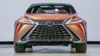 Lexus обмисля супер-SUV като конкурент на Lamborghini Urus?