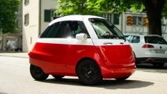 Възраждат един от най-малките автомобили в света<br /> 1 снимки