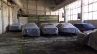 В Благоевград намериха 11 чисто нови BMW-та от 1994-а