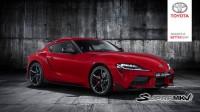 Toyota най-после показа новата Supra