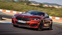 Как ускорява BMW M850i (видео)