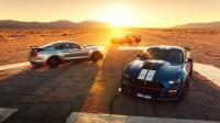Shelby Mustang GT500 все пак стъпи в Европа