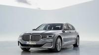 Електрическата BMW Серия 7 може да има над 650 к.с.