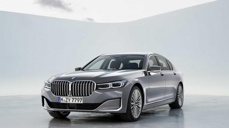 Обновеното BMW 7 Series