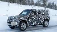 Вижте как Land Rover тества новия Defender
