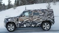 Пръв поглед към новия Land Rover Defender