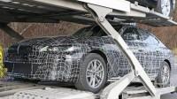 Заснеха прототипа на BMW i4