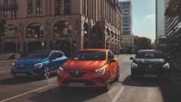 Първи снимки на новото Renault Clio