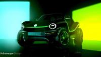 Volkswagen представя свежо ел-бъги