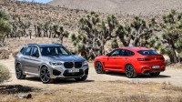 BMW представи първите X3 M и X4 M