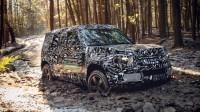 Вижте интериора на новия Land Rover Defender