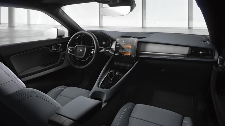 Polestar е електрически бранд на Volvo