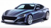 Така ли ще изглежда бъдещото Subaru BRZ