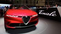 Alfa Romeo показа уникално симпатичен SUV