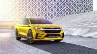 Skoda представи електрически супер-SUV