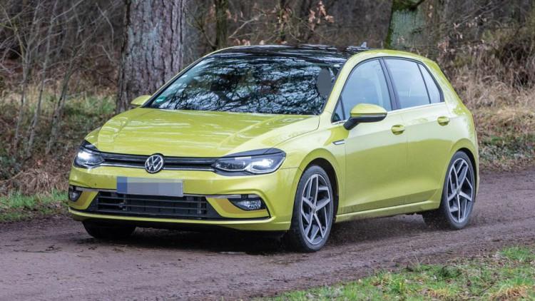 Бъдещият VW Golf VIII
