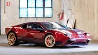 Това е един от най-красивите нови суперавтомобили