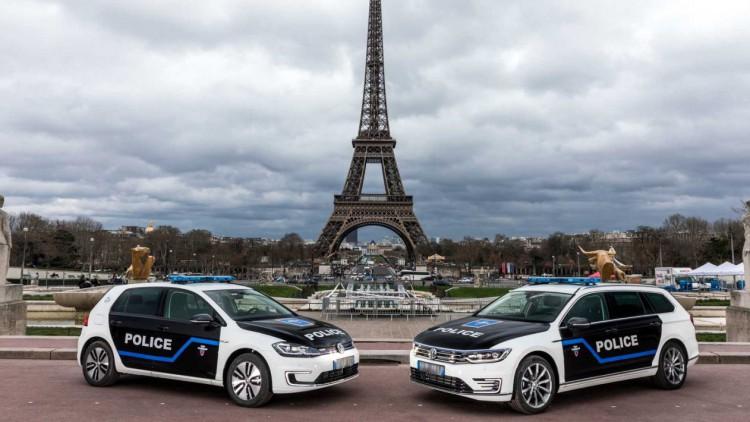 Хибридните френски патрулки на VW
