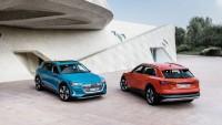 Audi послъгали за пробега на електрическия E-Tron?