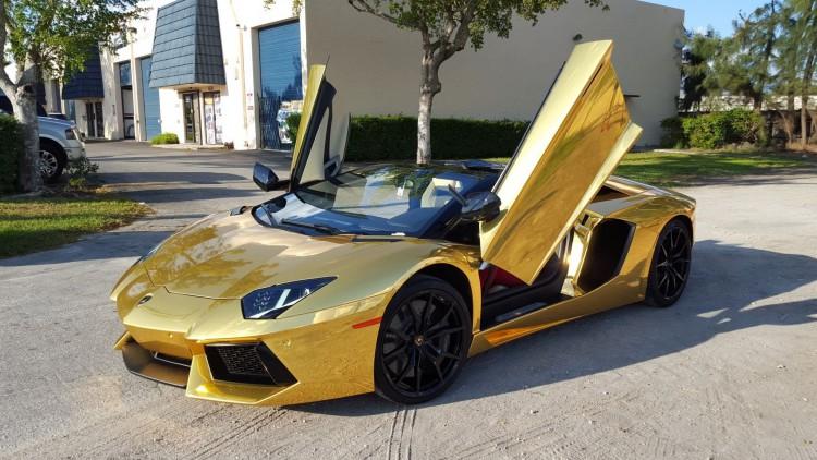 Златни коли