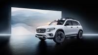 Mercedes представи мини G-Class