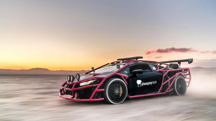 Lamborghini Unicorn V3