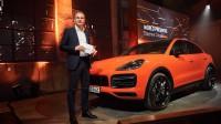 Това е купе версията на Porsche Cayenne