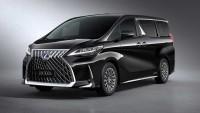 LM е първият ван в историята на Lexus