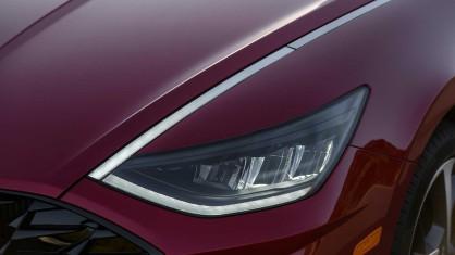 Новият Hyundai Sonata