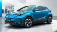 Toyota пуска първата си кола изцяло на ток