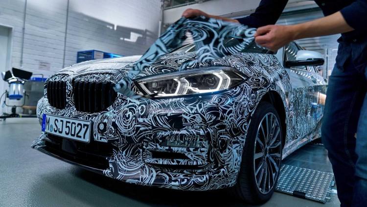 Новото BMW 1-Series