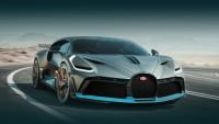 Задава се уникално ново Bugatti