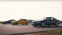Старо Audi S8 срещу ново дизелово Audi A8
