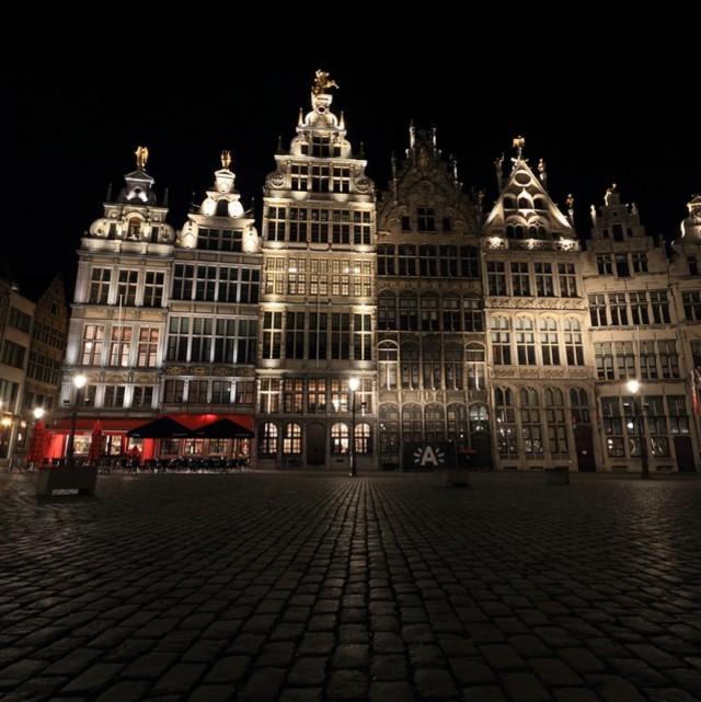Антверпен е световната столица на диамантите