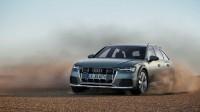 Audi разкри новото A6 Allroad