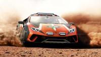 Lamborghini с офроуд версия на Huracan