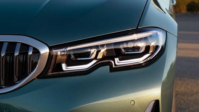 BMW пуска електрическа 3-та Серия