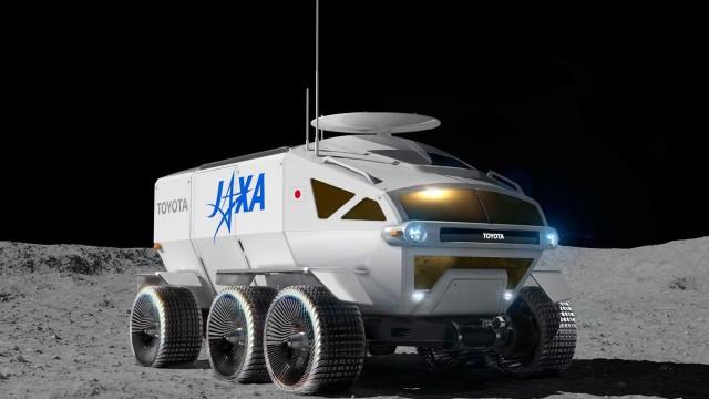 Toyota прави камион за Луната