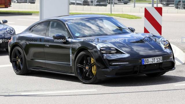 Ето какво ще може електрическото Porsche Taycan
