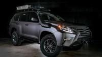 Lexus GXOR Concept в чест на феновете (видео)