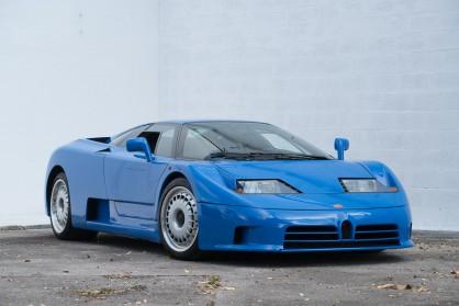 Bugatti EB110 S