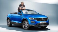 VW T-Roc става кабриолет